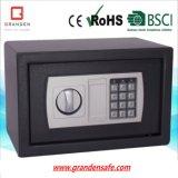 Cofre eletrônico para casa e escritório (G-20ED), aço sólido
