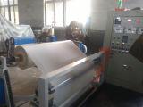 La fente meurent la machine feuilletante de roulis adhésif chaud de fonte