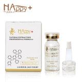 Soro hidratando super do cuidado de pele do ácido hialurónico do extrato Happy+ da planta