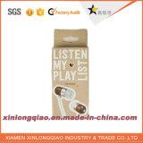 Papel de impresión plegable Embalaje auricular del teléfono móvil