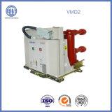 Type fixe 12 disjoncteur de vide de kilovolt Vmd pour le mécanisme