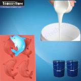 Gomma di silicone del liquido di RTV 2 per i pesci del giocattolo della resina