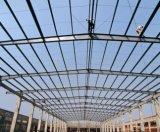 Estructura de acero prefabricada del edificio de acero del material de construcción