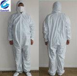 WegwerfSf nichtgewebter Overall/Schutzkleidung
