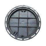 Ductile en fonte ronde D400 Housse de trou avec cadre
