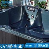Vasca calda dell'idro STAZIONE TERMALE di capienza delle 6 genti con 2 salotti (M-3365)