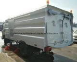 Свк 5000L Street Sweeper 6 колеса для очистки дорожного движения погрузчика