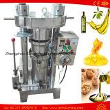 Máquina para hacer el aceite de oliva