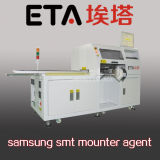Microplaqueta automática Mounter do diodo emissor de luz da alta velocidade SMT
