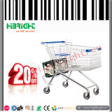 Supermercado de Zinc Compras con buenas ruedas