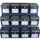 indicatore luminoso alimentato solare della parete del sensore di movimento di 4pack PIR (RS2003-8-4)