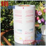 Papel de papel de aluminio del uso médico del papel de papel de aluminio
