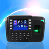 WiFi/GPRS (TFT600-II)の生物測定の時間出席及びアクセスコントローラ