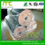 Nastro di PVC ignifugo di /Insulation /Electrical/Adhesive per lo spostamento cavo/della fune ed il sigillamento del tubo