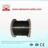 câble électrique à haute tension d'en cuivre de gaine de 3*400mm2 XLPE
