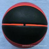 Basket-ball spécial en caoutchouc de panneau de la surface 9 de golf