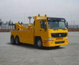 Sinotruk HOWO 50t Road Wrecker Truck