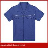 Diseño personalizado de Trabajo De Ropa Uniformes Trabajador industrial de seguridad (W98)