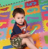 Varioud는 최신 판매 아기 EVA 알파벳 조각그림 맞추기 매트를 유행에 따라 디자인 한다