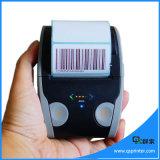 ロジスティクスのために険しい携帯用人間の特徴をもつ小型Bluetoothレシートプリンター