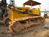 Used Cat D6d LGP bulldozer for halls