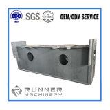 Personnaliser des pièces de soudure de bâti en métal d'investissement de fabrication de tôle de soudure