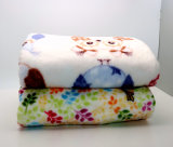 Couverture/doucement couvertures couvrantes de fourrure de Faux de vison