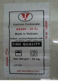 sacs 20kg/25kg tissés par BOPP pour l'alimentation de empaquetage, riz, farine, sucre/P. tissé
