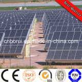 많은 태양 160W 에 격자 격자 묶인 옥상을%s 급료 질 태양 전지판 +3% 힘 공차 또는 태양