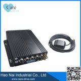 4 Channel Car DVR com GPS Tracking Function