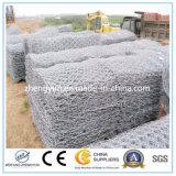 Fatto in Cina ha galvanizzato la casella saldata di Gabion/maglia esagonale Gabion