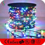 100m/Roll maak de Lichten van het LEIDENE Koord van de Klem voor Kerstboom waterdicht