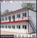 China Design-Light Structure-Prefab profesional de acero de cabañas