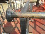 Puder-Beschichtung und Korrosions-Schutz-Merkmals-stapelnde Pfosten-Stahlladeplatte