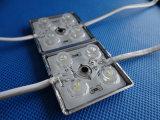 Quanlity elevado 4 lasca o módulo do diodo emissor de luz de 5050 SMD para a letra de canaleta