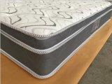 Kompresse gepackte Eurokissen-Oberseite-Matratze über 10 Zoll vervollkommnen