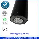 Изолированное XLPE, PVC обшитый силовой кабель