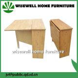 خشبيّة [دين رووم تبل] أثاث لازم طاولة [فولدبل] ([و-ت-863])