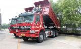 336HP Sinotruk HOWO 6X4 Lastkraftwagen mit Kippvorrichtung
