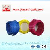 1.5 Câble d'alimentation électrique/électrique d'en cuivre de fil de construction de PVC de Sqmm