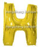 Алфавит рекламирует воздушный шар (SL-S018)