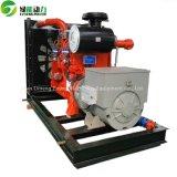 générateur de biogaz de haute performance de prix bas de générateur de méthane de 100kVA Weichai