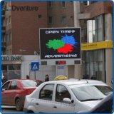 기치를 광고하는 옥외 풀 컬러 LED