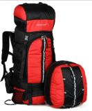 포장을 하이킹하는 어깨에 매는 가방 책가방이 프로 스포츠 80L 어머니 옥외 여행에 의하여