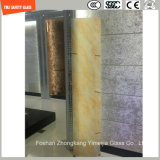 Mármol de vidrio templado 4-6mm para pared y piso