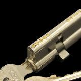O dobro abre o fechamento esperto da chave do S-Sulco de 65mm