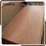 madera contrachapada de 18m m Bintangor para los muebles