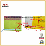 Мешок пластмассы сплетенный PP риса, удобрения с высоким качеством