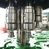 Машина Carbonated напитка малого масштаба разлитая по бутылкам пластмассой заполняя покрывая