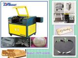 비금속 Materail 600*400mm를 위한 작은 Laser 절단기 기계